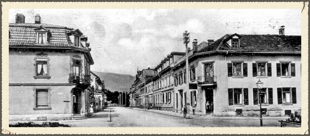 Scheffelhof 1905